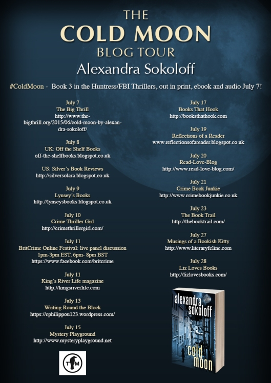 Cold Moon Blog Tour Poster