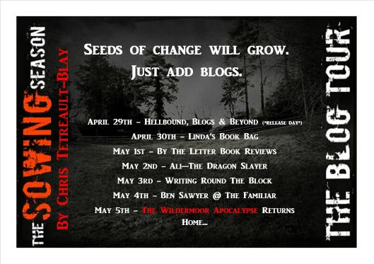 Sowing Season Blog Tour