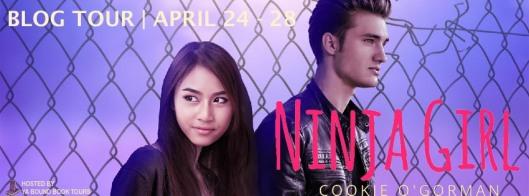 Ninja Girl tour banner