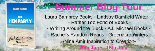 Hen Party-Summer Blog Tour