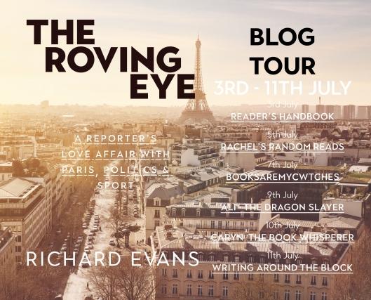 Richard Evans_Banner