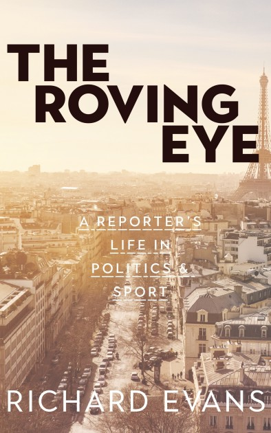 The Roving Eye Cover