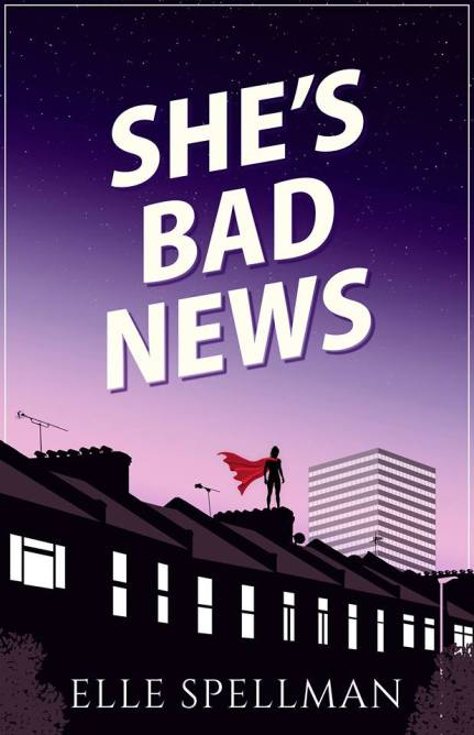 Shes Bad News Cover