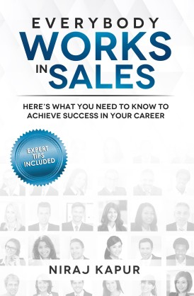 Everybody Works In Sales - Cover