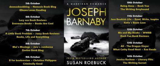 Joseph Barnaby Full Tour Banner
